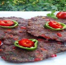 Nefis Tepsi Kebabı
