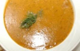 Sebzeli Yaz Çorbası