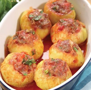 Patates Dolması