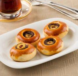 Zeytin Ezmeli Mini Pizza